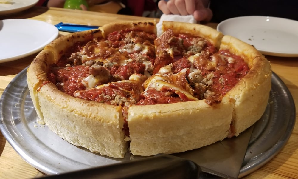 What is Chicago Style Pizza