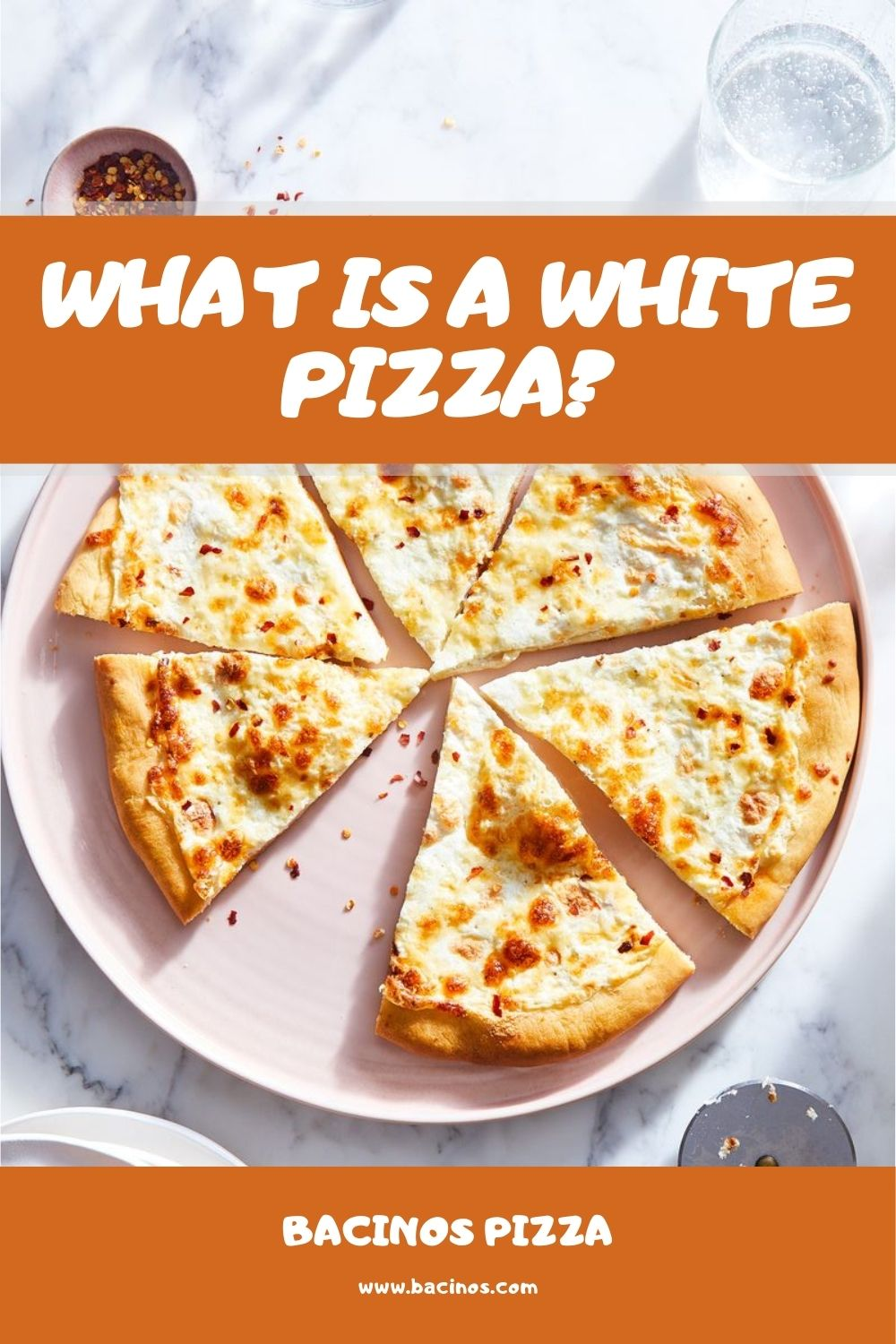 What is a White Pizza 1