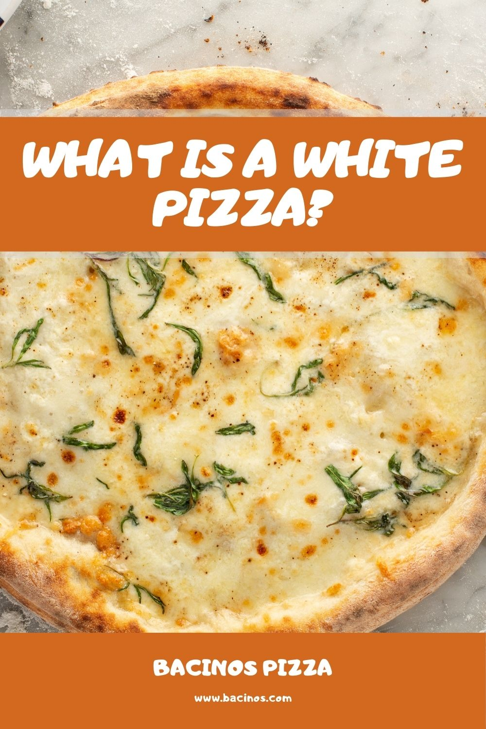 What is a White Pizza 2