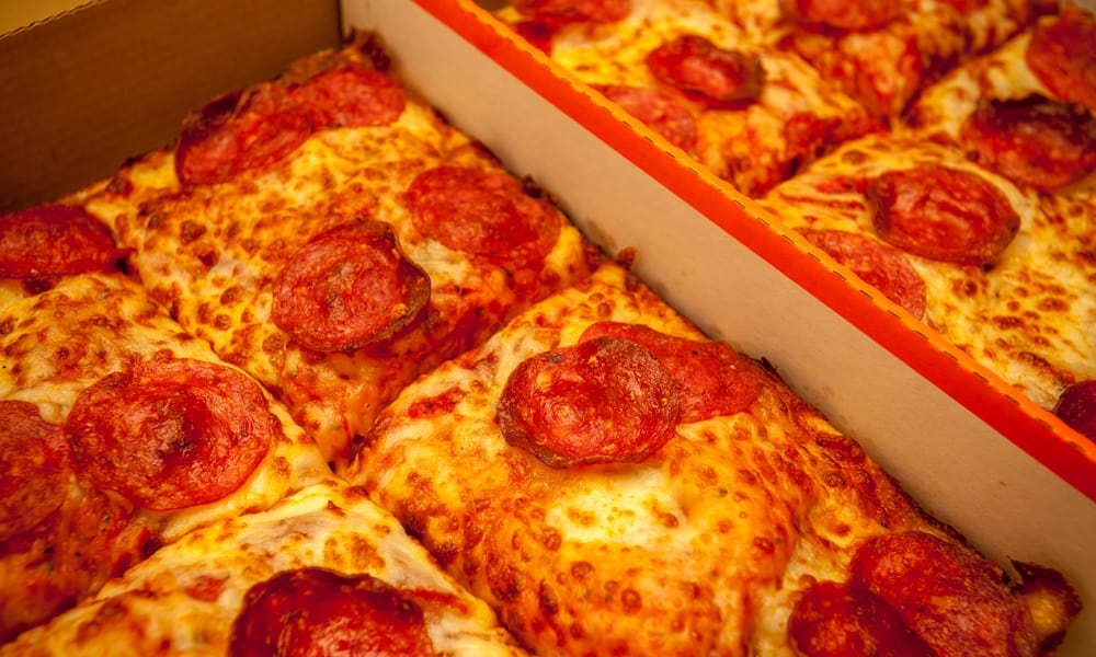 What's the Most Nutritious Pizza at Little Caesars