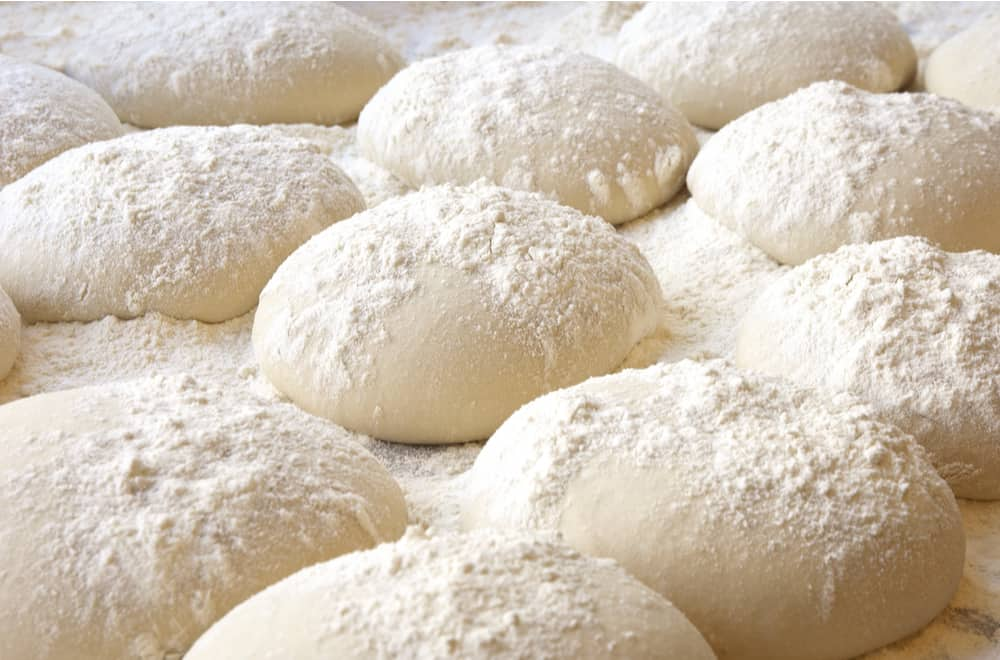Where should you store your pizza Dough