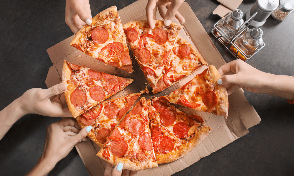 Which Pizza type is Best for slimming down