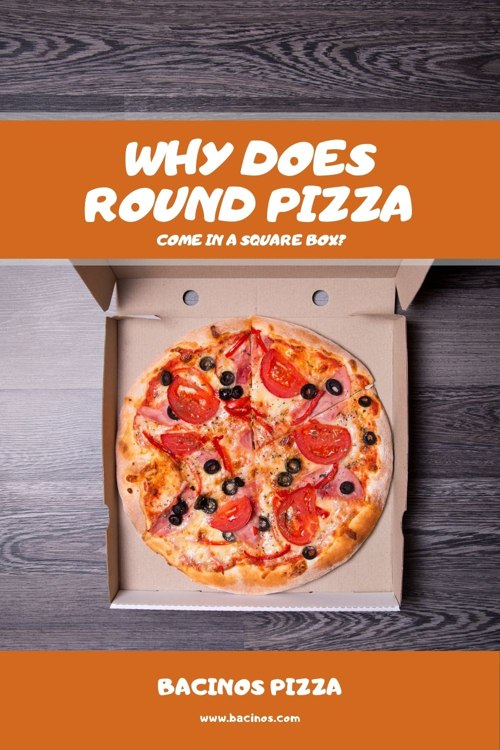 Why Does Round Pizza Come In A Square Box (Main Reasons) 1