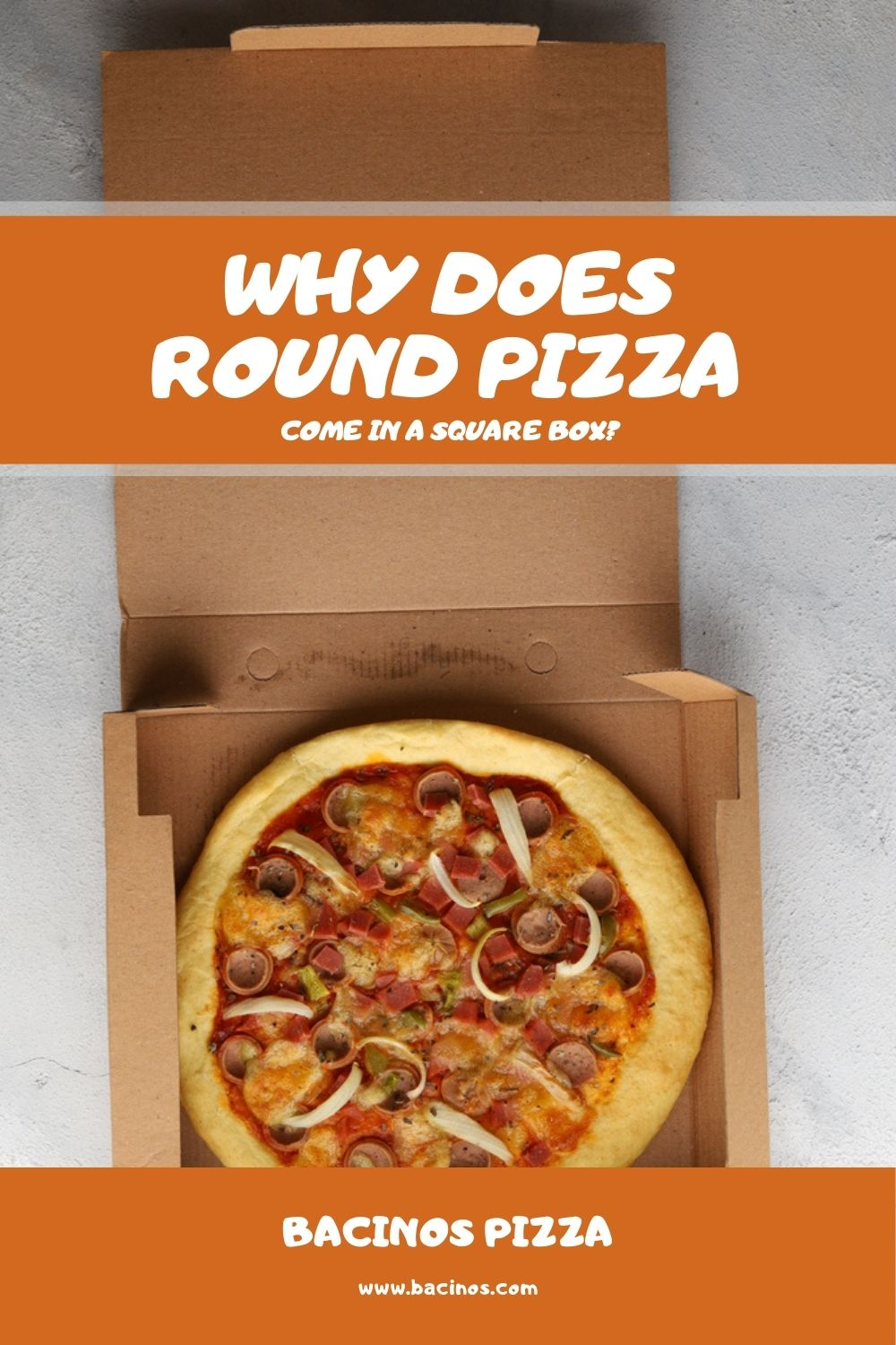 Why Does Round Pizza Come In A Square Box (Main Reasons) 2