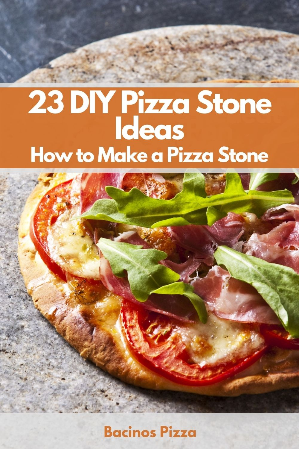 23 DIY Pizza Stone Ideas - How to Make a Pizza Stone pin