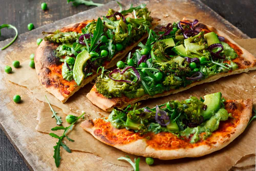 27 Best Healthy Pizza Recipes