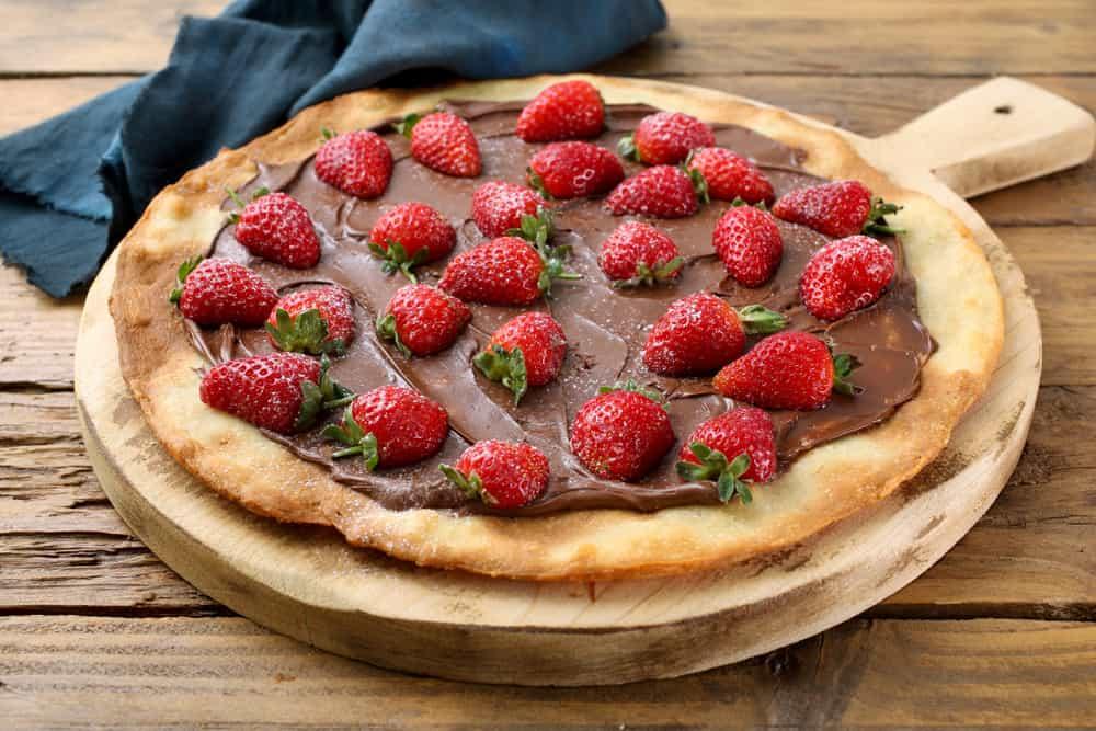 27 Best Strawberry Pizza Recipes