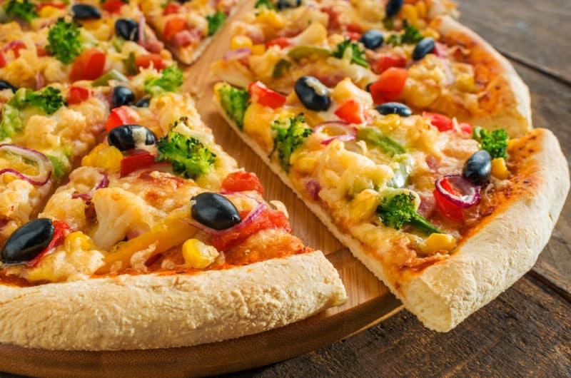 28 Best Vegan Pizza Recipes