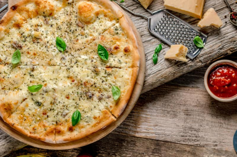 30 Best Cheese Pizza Recipes
