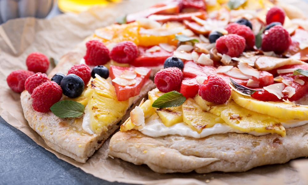 31 Best Dessert Pizza Recipes Sweet, Fruity, Chocolatey, and Downright Delectable