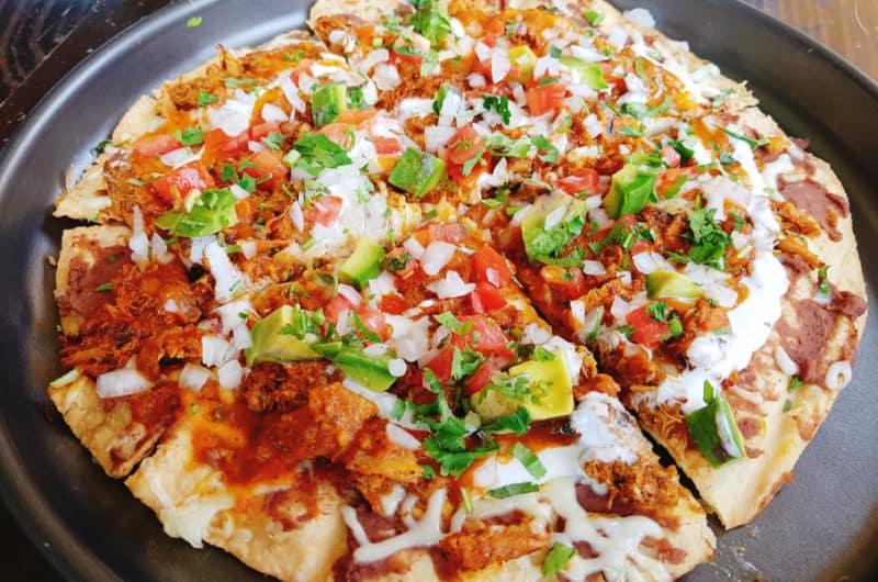 31 Best Tortilla Pizza Recipes
