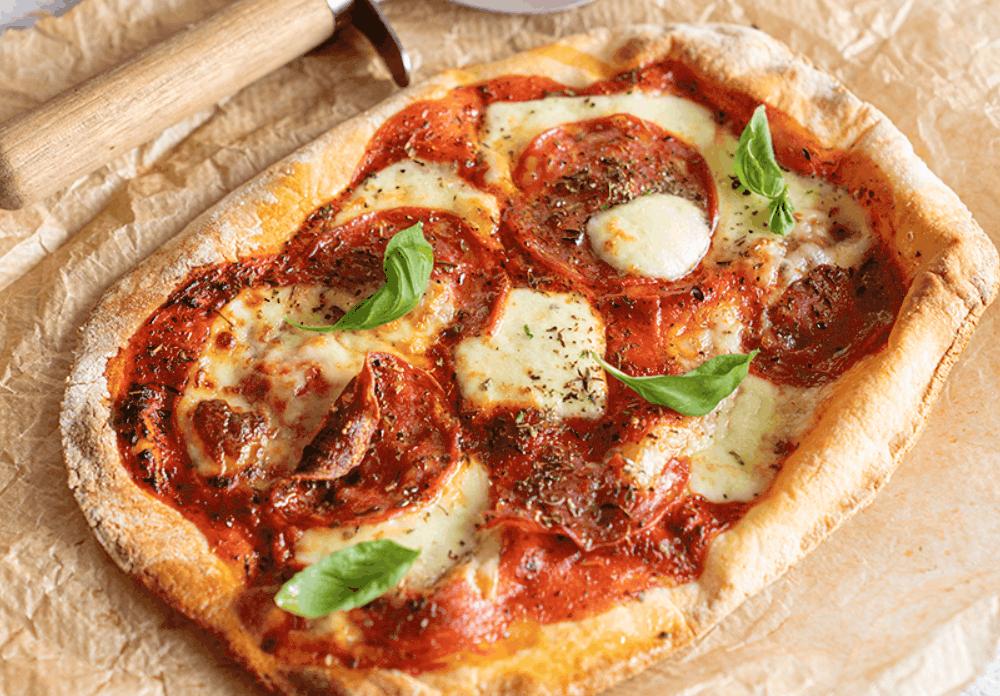 Air Fryer Pizza Recipe – Best Ever! Glutenfreecuppatea.co.uk