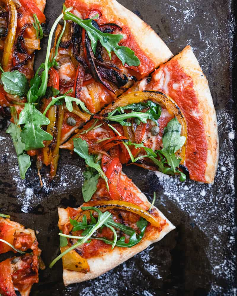 Best Healthy Pizza – A Couple Cooks