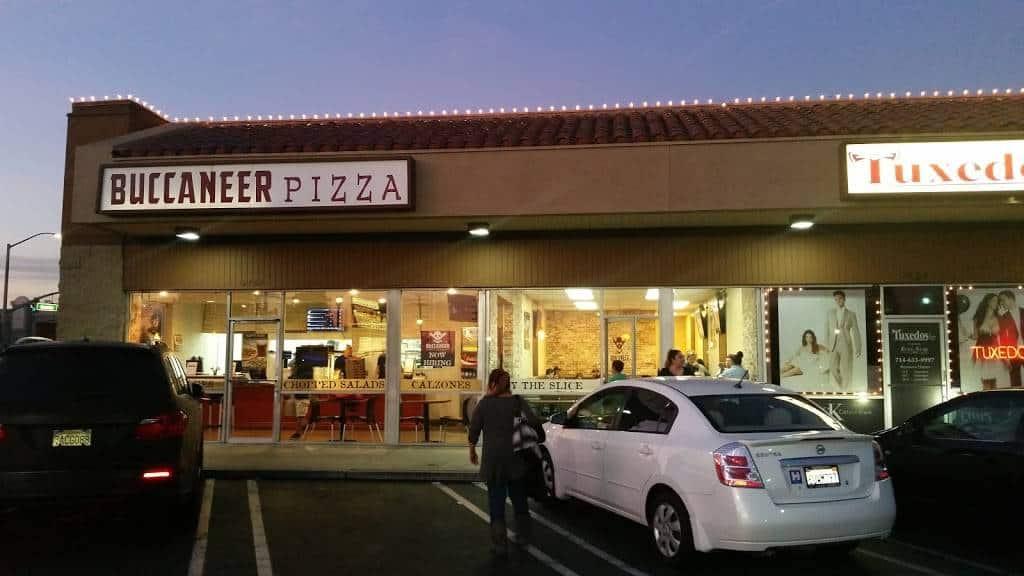 Buccaneer Pizza