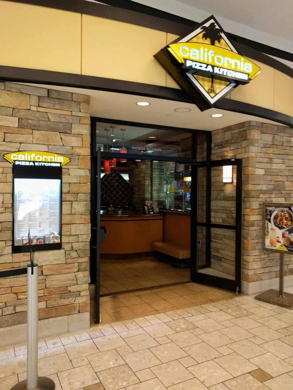 California Pizza Kitchen MacArthur Center