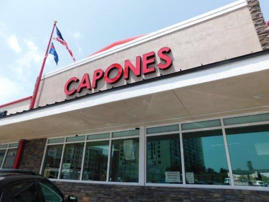 Capone's Italian Pizzeria