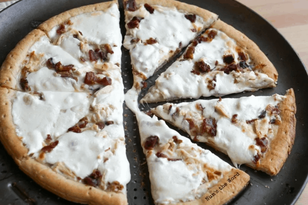 Chicken Bacon Ranch Pizza – Num's the Word