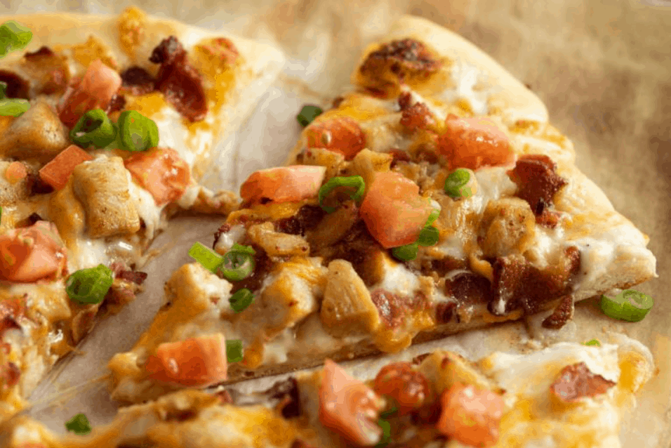 Chicken Bacon Ranch Pizza – Taste and Tell