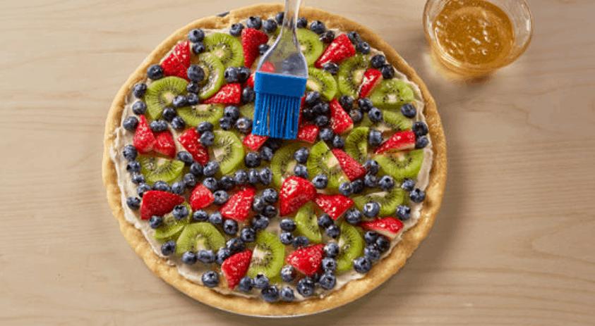 Easy Fruit Pizza Recipe – Pillsbury.com