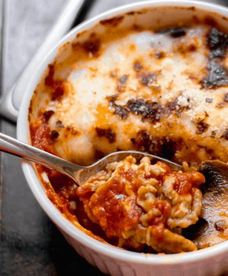 Easy Pizza Bowls – Simplylakita.com