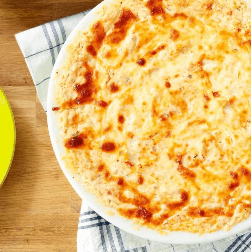 Easy White Pizza Dip Recipe