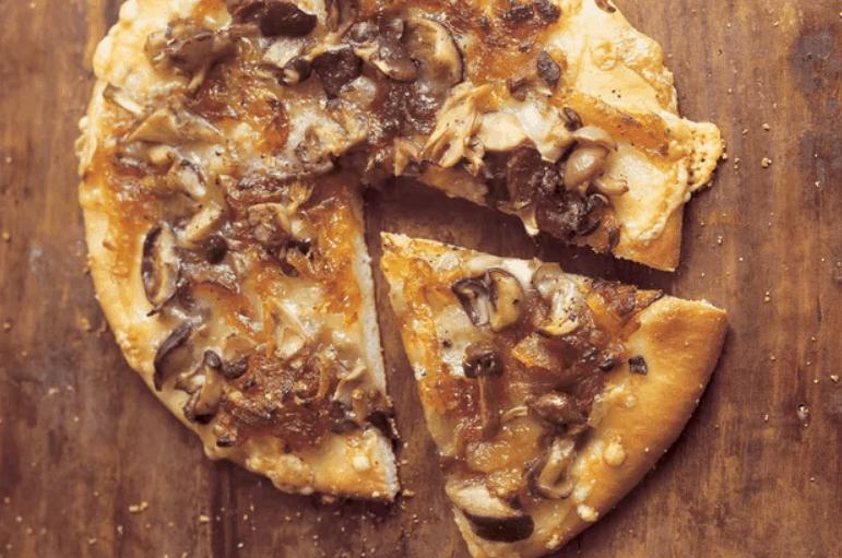 Epicurious Winy White Pizza