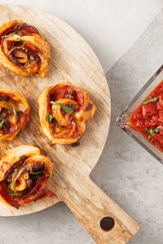 Homemade Air Fryer Pizza Rolls – A License To Grill