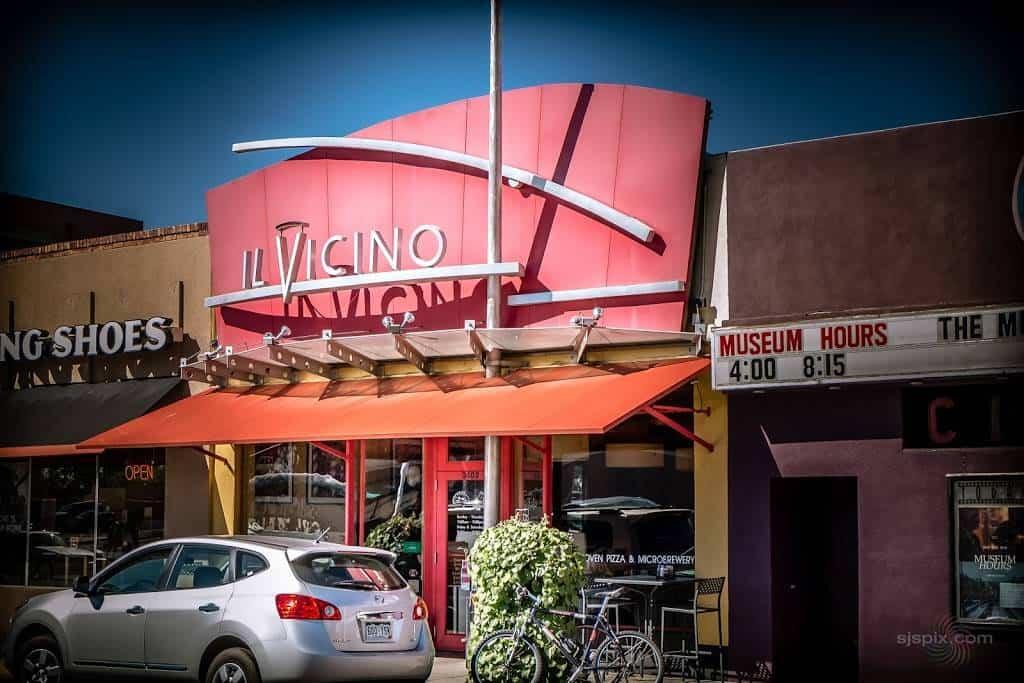 Il Vicino Wood Oven Pizza — Nob Hill