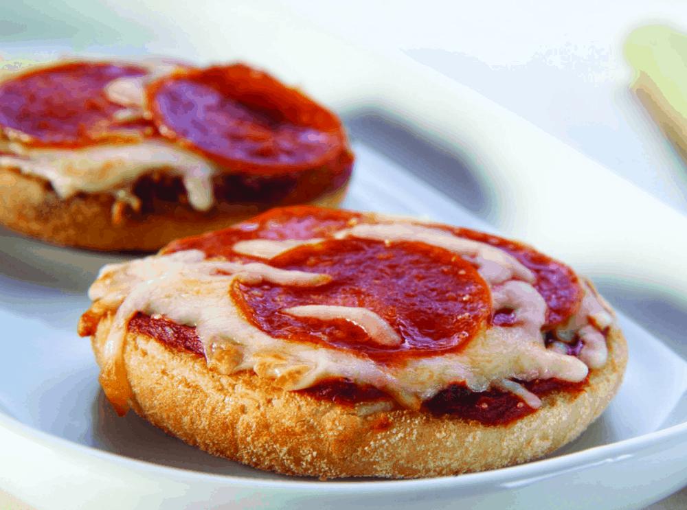 Kraft Foods Mini Pizza