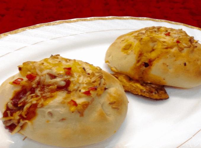 Lava PizzaVolcano Pizza Dip