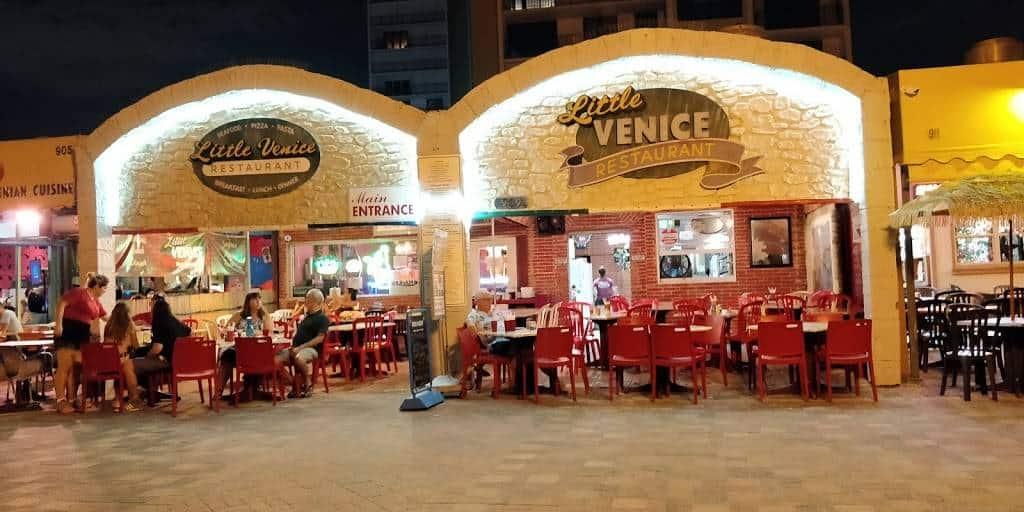 Little Venice Restaurant Bar