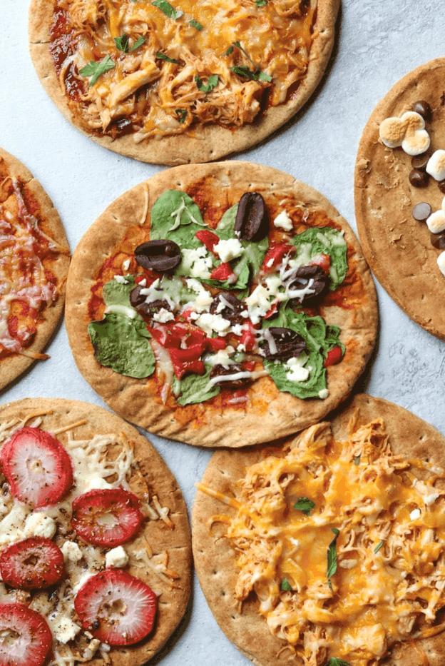 Mind Full Mom's Pita Pizza