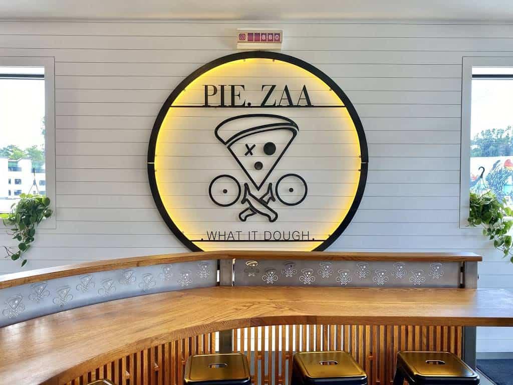 PIE.ZAA Pizza