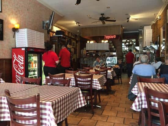 Peppino's Brick Oven Pizza and Restaurant