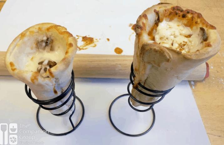 Pizza Cone Dough Comparison – Pizzacraft
