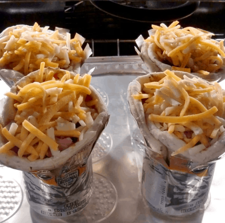 Pizza Cones 9 Steps (with Pictures) – Instructables