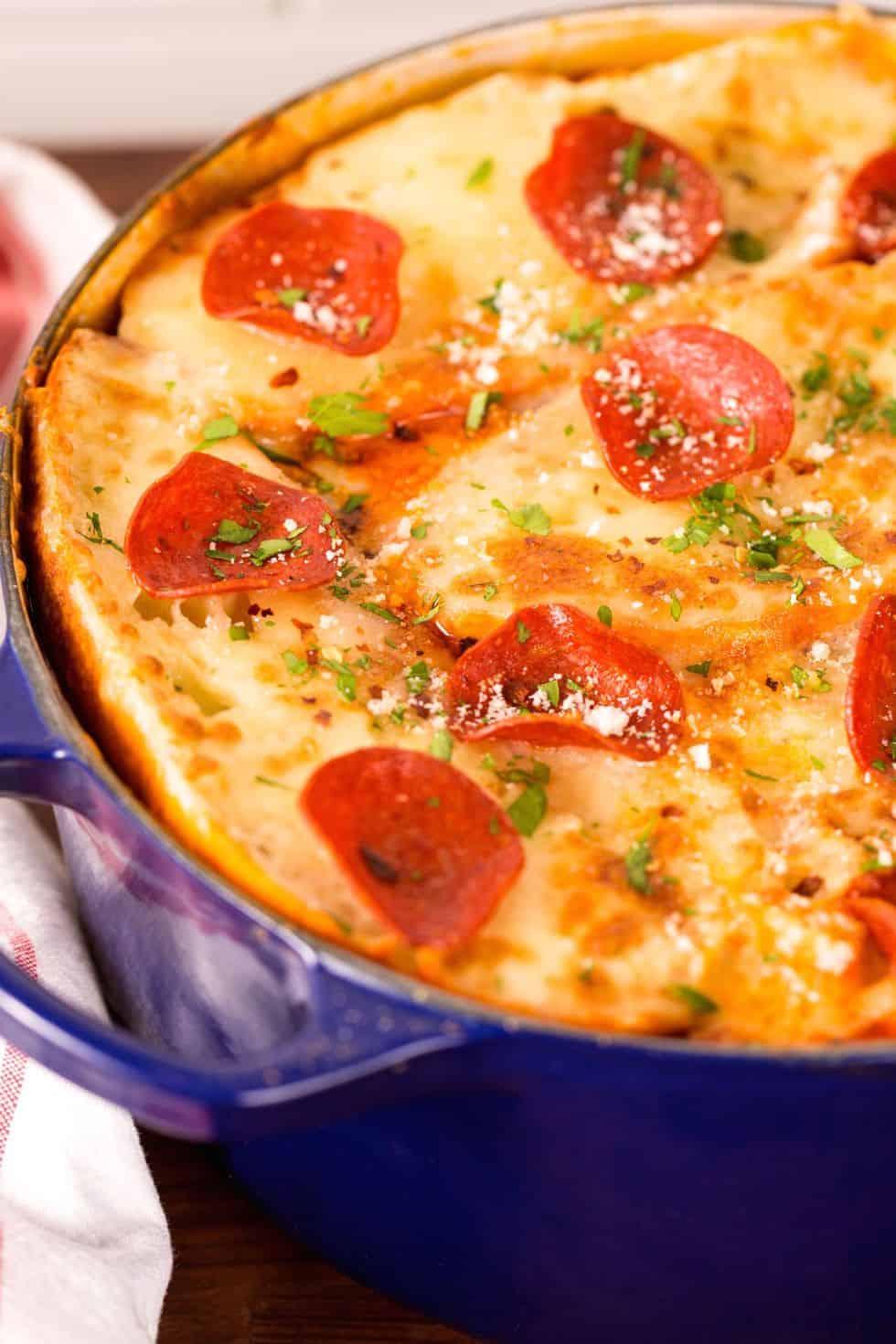 Pizza Soup Recipe – Delish.com