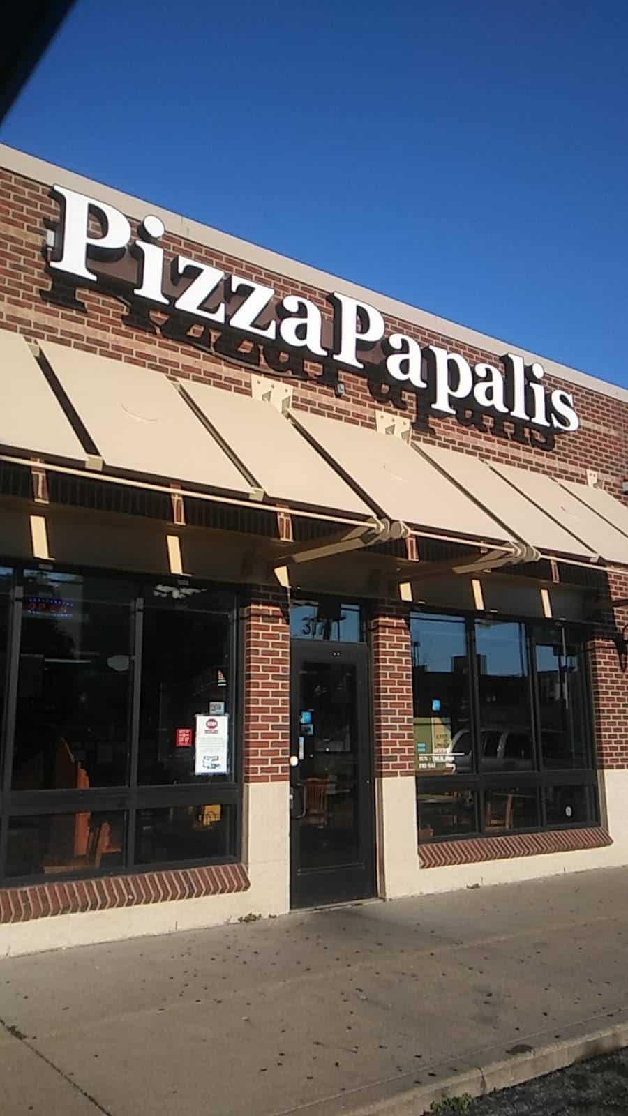 PizzaPapalis