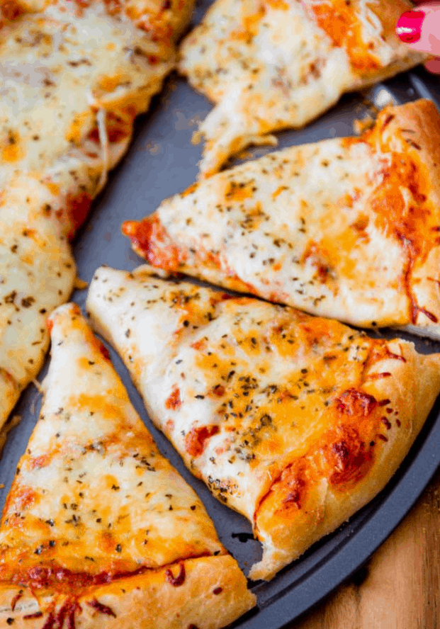 Sally's Extra Cheese Pizza