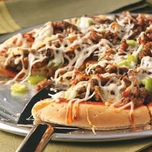 Sausage Pizza Recipe How to Make It – Taste of Home