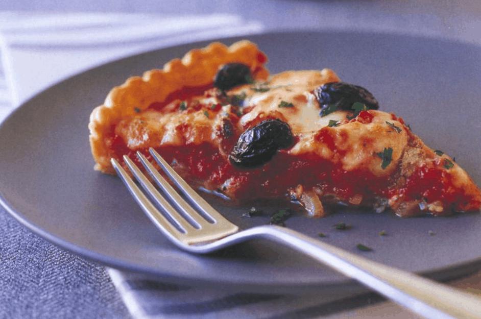 Short Crust Pizza Pie