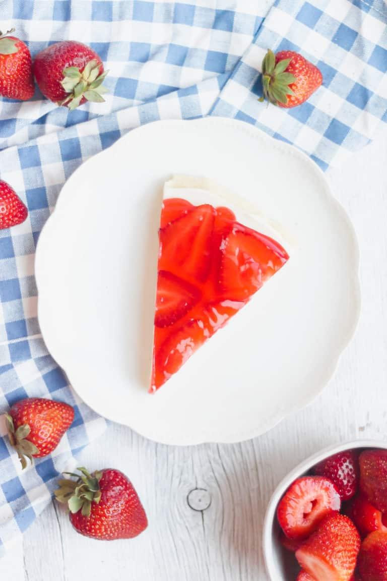 Strawberry Pizza Summer Dessert Recipe – Butternut Bakery