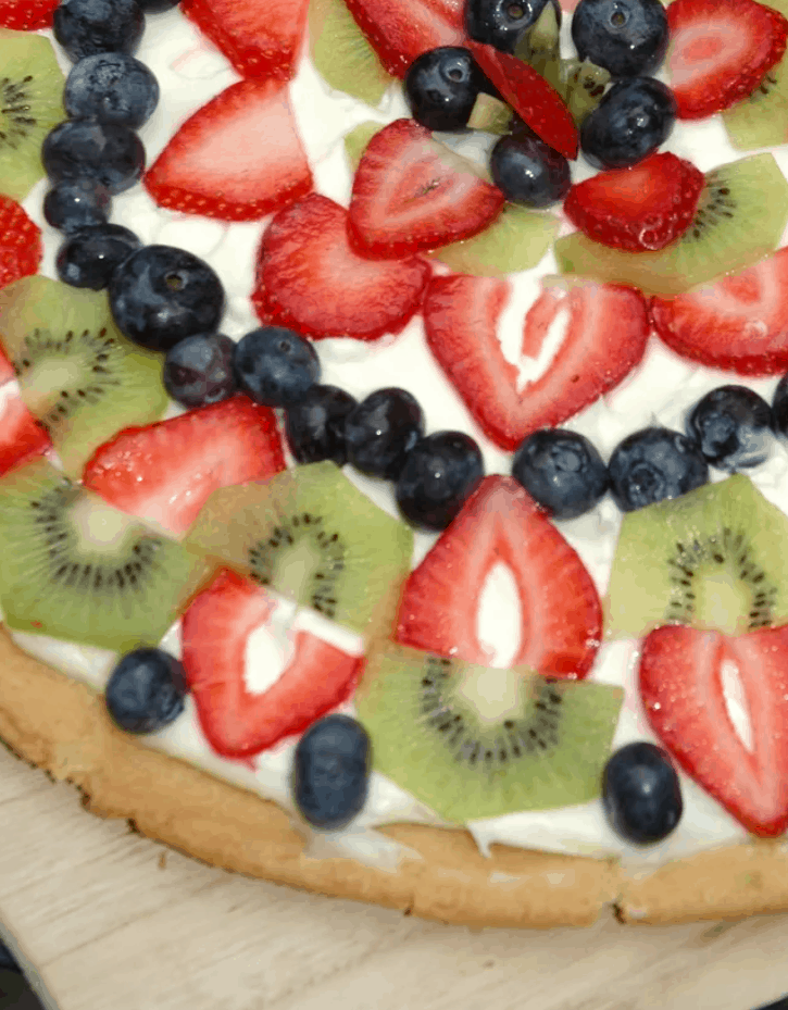 Sugar Cookie Fruity Pizza Recipe for Kids – Thespruceeats.com