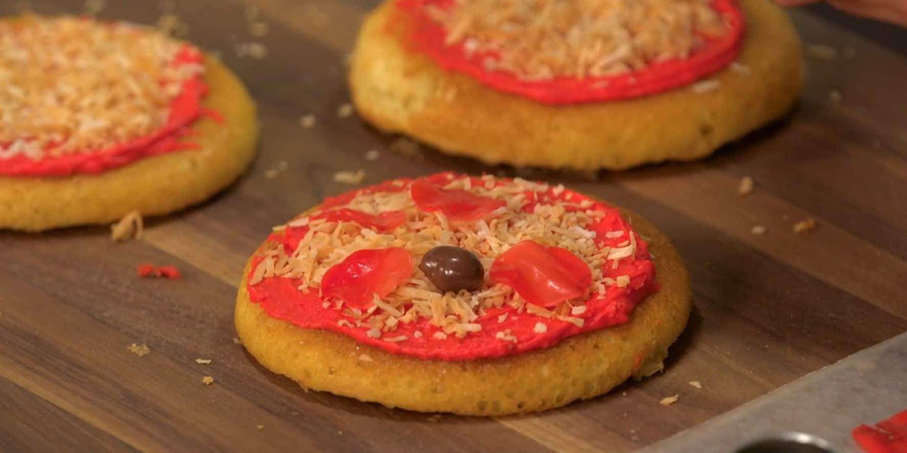 Tastemade Mini Pizza Cakes