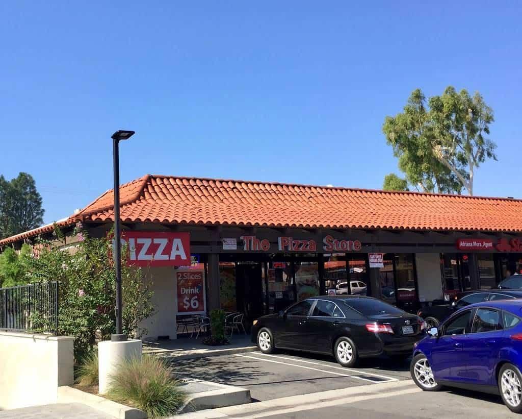 The Pizza Store (Est. 1976)