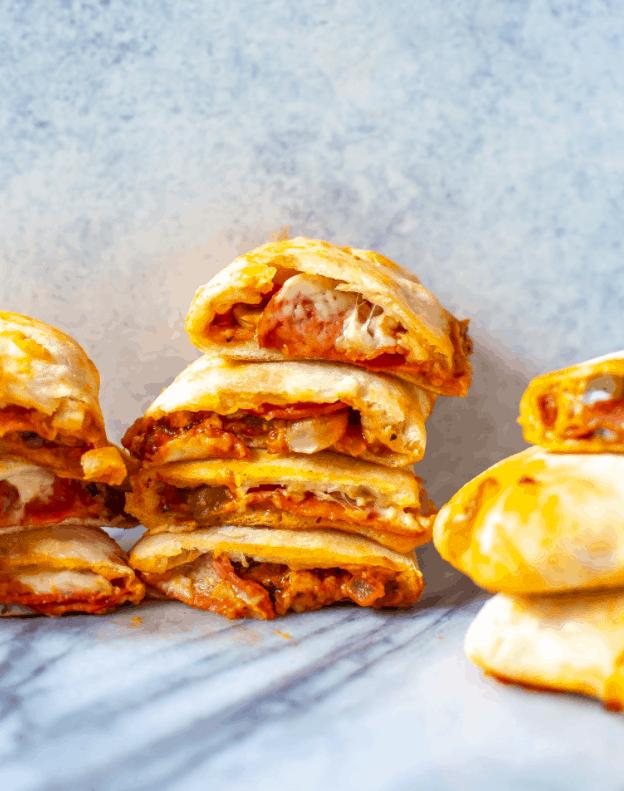 Toronto Pizza Pockets
